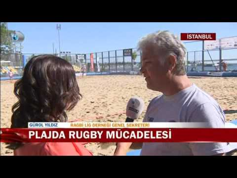 Istanbul Beach Rugby Tournament 2017