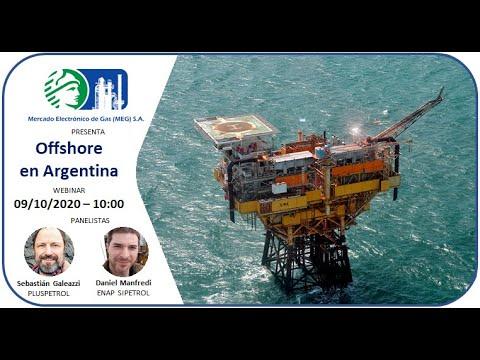 """Webinar """"Offshore en Argentina"""""""