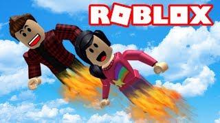 ROBLOX | FUN AND ADDICTIVE GAME | ROCKET SIMULATOR 2