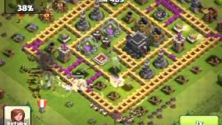 Clash of Clans-Raiding with Zach Ep.2