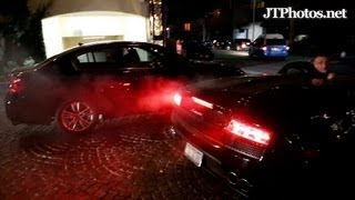 Valet destroys clutch on Lamborghini