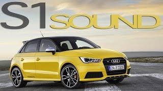 Audi S1 Sportback Test Drive: Awesome Sound #AudiS1