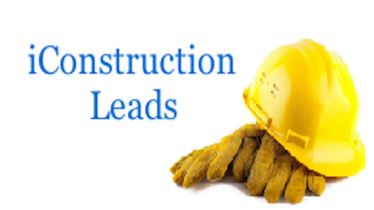 how to find construction leads