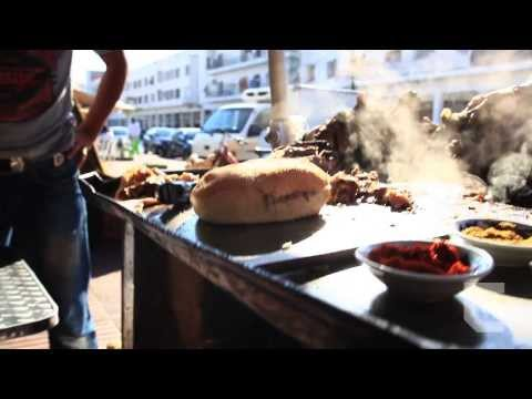 Street Food in Rabat, Morocco