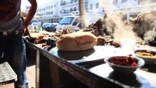 Street Food in Rabat, Morocco