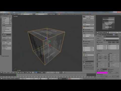 Transparency (textures, alpha-channels, alpha) in Blender