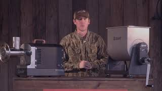 Guide Gear Meat Grinder & Meat Mixer Product Review