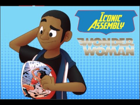 Iconic Assembly - Wonder Woman vol. 1