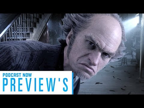 A Series Of Unfortunate Events Season 2 (Netflix) Preview