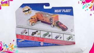 Hot Wheels  Игровой набор Трейлер W4673