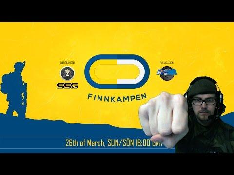 ARMA 3 | Sweden vs Finland (2017)