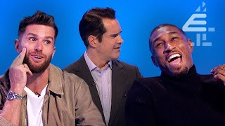 """""""You're Turning Me Now"""" - Jimmy Carr's Impressed by Ovie from Love Island? 