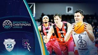 Neptunas Klaipeda v Telekom Baskets Bonn - Highlights - Basketball Champions League 2019-20