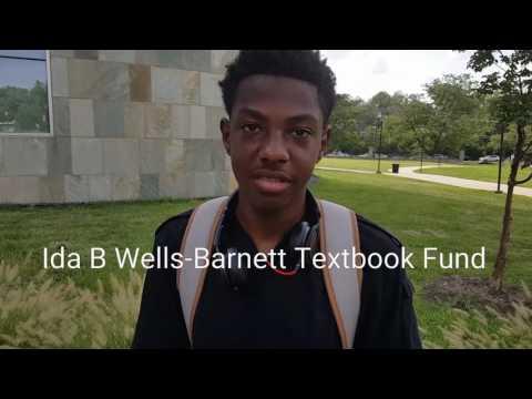 The Ida B Wells-Barnett Textbook Fund