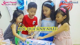 Bé Sumi Đi Ăn Sinh Nhật Chị Hải Ninh 9 Tuổi | Tặng Quà Sinh Nhật, Chụp Ảnh, Văn Nghệ