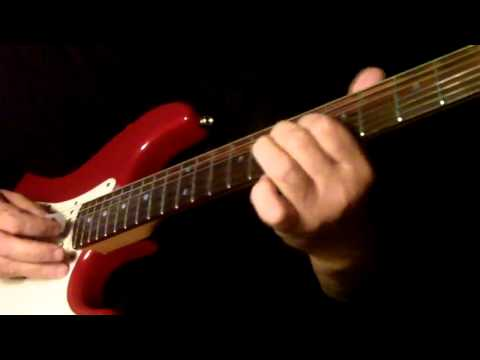 Aa laut ke aaja mere meet  Guitar Instrumental..{:-)