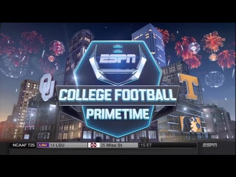 OU vs Tennessee 2015