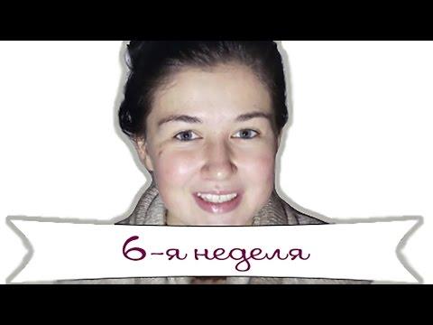 Дневник беременности | 6-я неделя | Первые признаки беременности