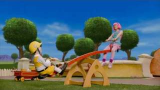 LazyTown - Playing on the Playground [Widescreen] [HIgh Quality]