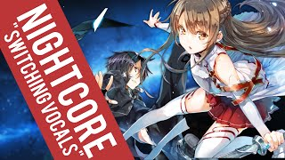 Nightcore | Partners In Crime (Switching Vocals)