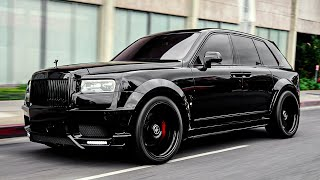 Craziest WideBody Rolls Royce Cullinan in the World!