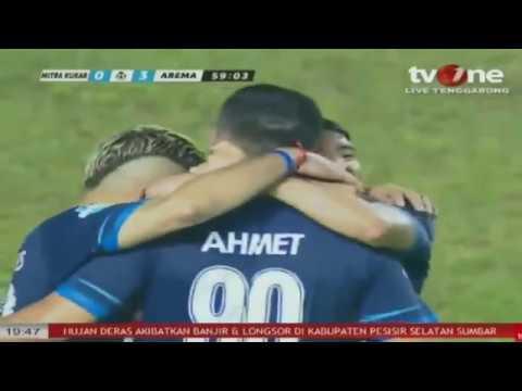 Highlights Mitra Kukar vs Arema FC [0-3] Gojek Traveloka Liga 1