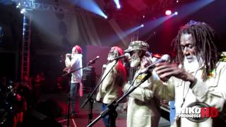 The Congos Open Up the Gates of Zion (Ao Vivo)