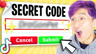 Can We Get These NEW ADOPT ME TIK TOK HACKS To ACTUALLY WORK!? (SECRET ADOPT ME CODE 2020!?)