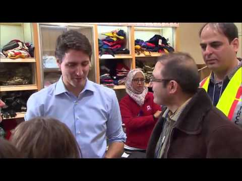 Refugee Family Thanks Canada And Plans To Live