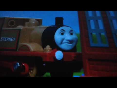 Scenes of Stepney the bluebell engine videos