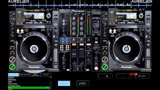 Mix 2012 sur Virtual DJ (N°16)  - DanceFloor, Electro -  [HD]