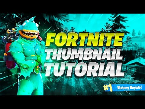 tutorial:-how-to-make-an-eye-catching-fortnite-thumbnail!-(with-free-template)