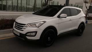 2013 Hyundai Santafe DM *Exclusive* Full Option + Turbo Upgrade
