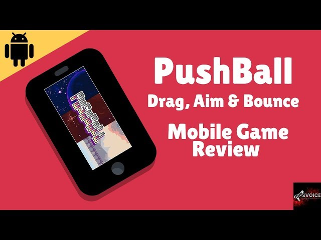 Mobile Game Review: PushBall!