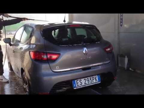 Car Wash | Renault Clio Energy