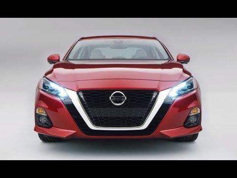 All New Camry กับ Accord 2019 เป ดต ว Nissan Altima หร อ Teana สวยจ ด จ อซ ดก บ