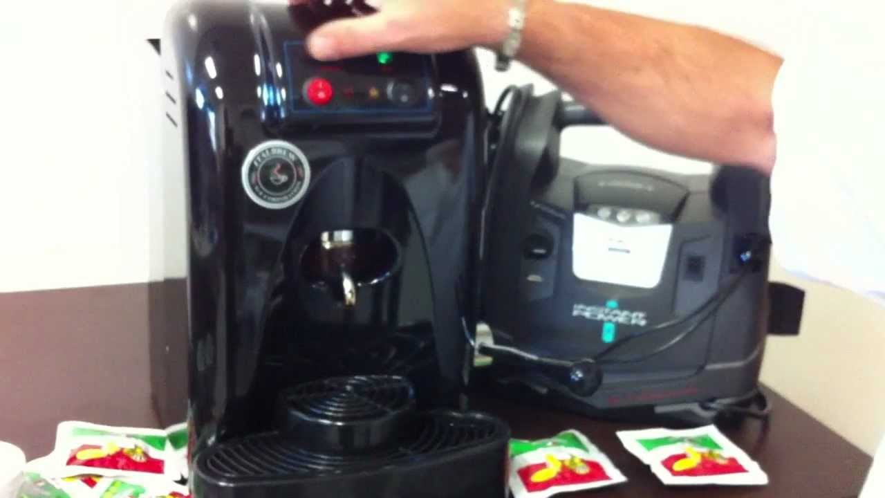 12 Volt Espresso Machine Youtube