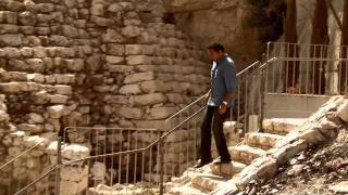 King David Youth Bible Study in Israel with David Nasser - Bluefishtv