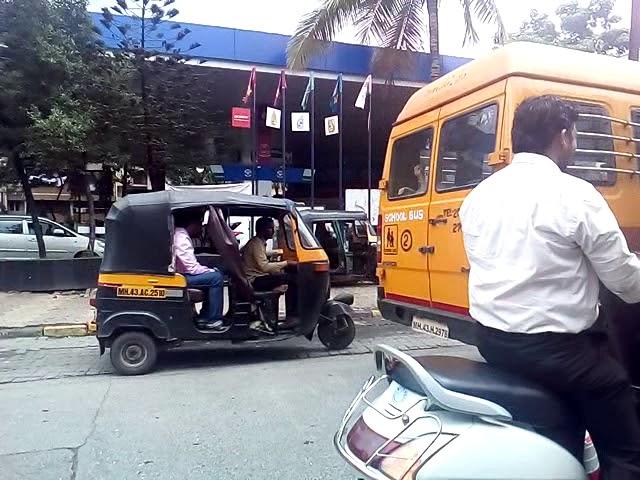 Mumbai Vashi city