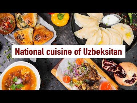 Uzbekistan Travel GASTRONOMY TOURISM