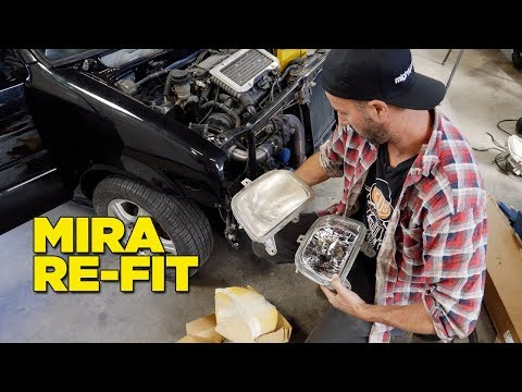 Putting the MIRA back together