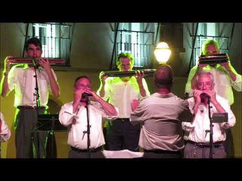 Orquestra de Harmónicas de Ponte de Sor.