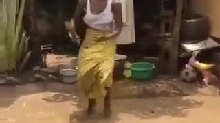 African dance in nepali song