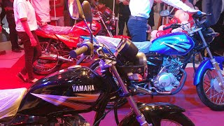 YAMAHA YB125Z NEW MODEL 2019 LAUNCHING EVENT ON PK BIKES