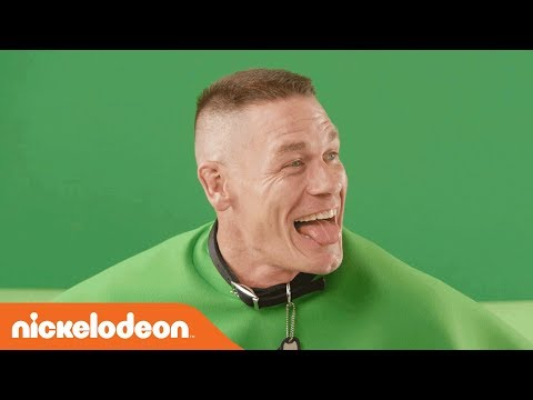 Behind the Cena Family: Bloopers & Outtakes 🎬 | Kids' Choice Awards 2018 | Nick