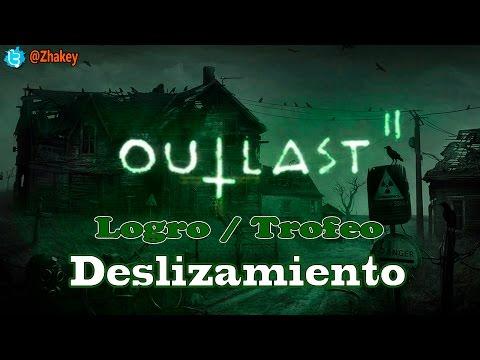 Outlast 2 - Logro / Trofeo Deslizamiento (Slip and Slide)