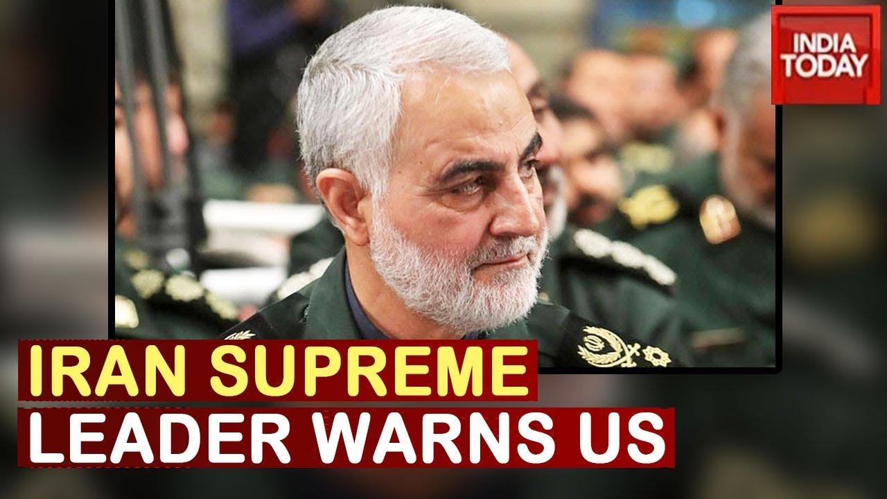 Iran vows 'harsh retaliation' after US airstrike kills Iranian Gen ...
