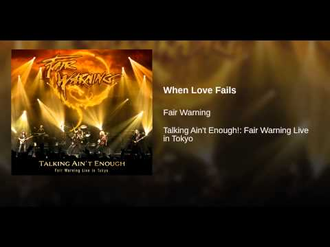 When Love Fails