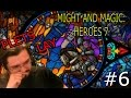 Might and Magic: Heroes VII - Краш-тест некромансеров [завершение карты]. Бывает и так... - #6