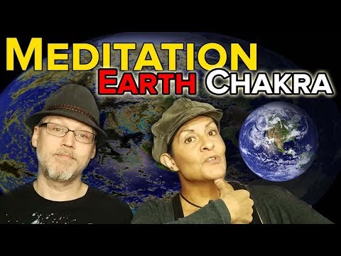Earth Star Chakra Meditation | Guided Meditation For